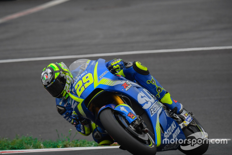 17. Andrea Iannone, Team Suzuki MotoGP