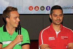 Ole Christian Veiby, Gaurav Gill, Team MRF