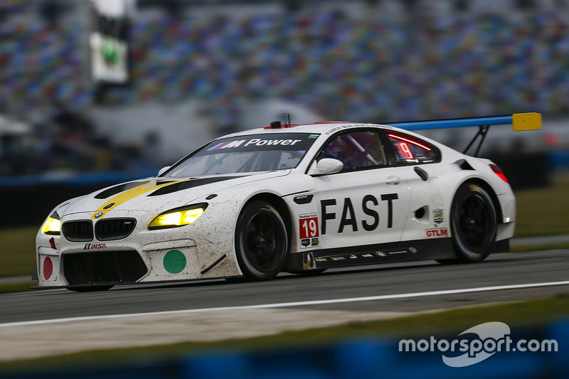 8. GTLM: #19 BMW Team RLL, BMW M6 GTLM