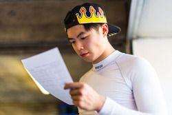 Hong Li Ye, B-Max Racing Team Dallara Volkswagen