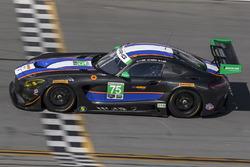 #75 SunEnergy1 Racing, Mercedes AMG GT3: Boris Said, Tristan Vautier, Kenny Habul