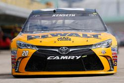 Мэтт Кенсет, Joe Gibbs Racing Toyota