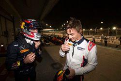 Пьер Гасли, PREMA Racing, и Артем Маркелов, RUSSIAN TIME
