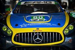 #80 Lone Star Racing Mercedes AMG GT3