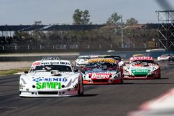 Leandro Mulet, Mulet Competicion Dodge, Sergio Alaux, Donto Racing Chevrolet, Matias Jalaf, Indecar CAR Racing Torino