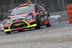 Алессандро Періко, Лука Суччі, Ford Fiesta