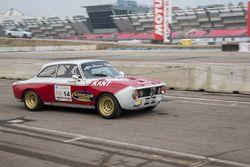 Roberto Arnaldi, Alfa Romeo GT AM