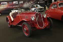 Ausstellung klassischer Alfa-Romeo-Modelle