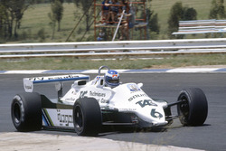 Keke Rosberg, Williams FW07C-Ford Cosworth