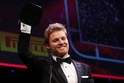 Formel-1-Weltmeister Nico Rosberg, Mercedes AMG F1