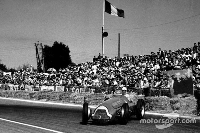 GP da França, 1950