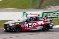 #36 Zima Motorsports BMW M235iR: Chetan Puranik