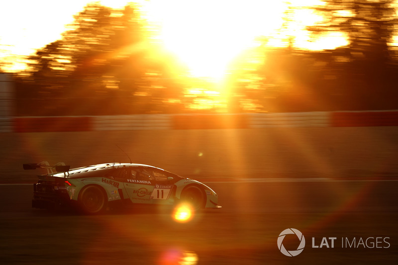 #11 Konrad Motorsport, Lamborghini Huracan GT3: Marco Mapelli, Hendrik Still