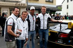 №38 Bentley Team Abt, Bentley Continental GT3: Кристер Йонс, Кристиан Мамеров, Джордан Ли Пеппер, Кр
