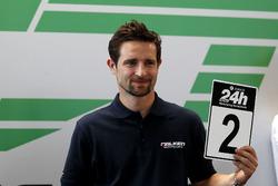 #44 Team Falken Motorsport, Porsche 991 GT3-R: Martin Ragginger