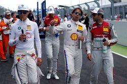 Marco Wittmann, BMW Team RMG, BMW M4 DTM, Augusto Farfus, BMW Team RMG, BMW M4 DTM, Mike Rockenfelle