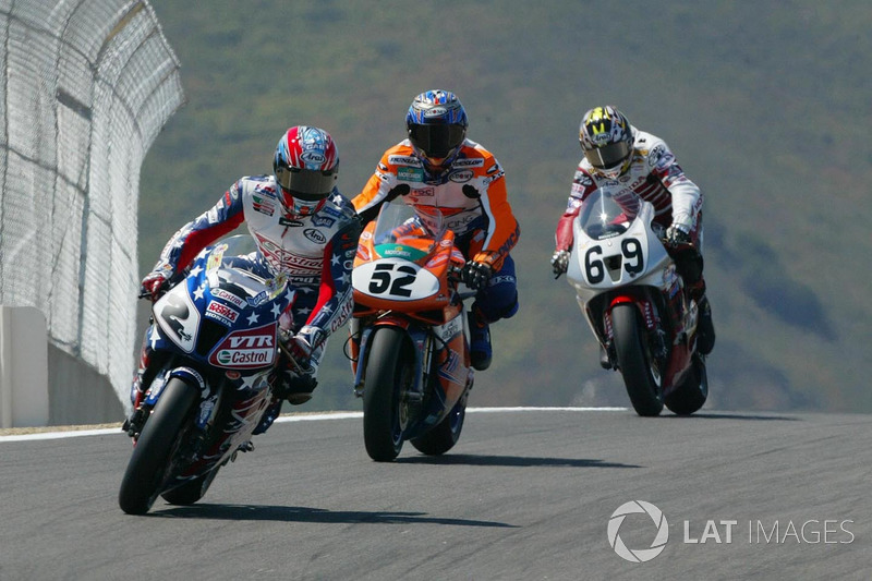 2002: World Superbike wildcard at Laguna Seca