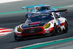 Christiaan Frankenhout, Roland Eggimann, Kenneth Heyer, Chantal Kroll ,Michael Kroll, Mercedes-AMG GT3, P1 Pro-Am, Hofor Racing supported by Widberg Motorsport