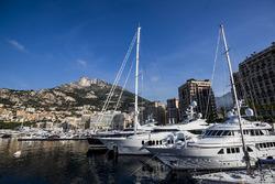 Yachts in Cap d'Ail