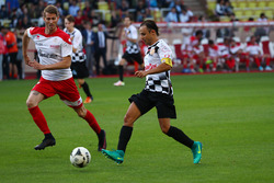Felipe Massa, Williams at World Stars Football Match