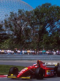 Jean Alesi, Ferrari 412T2