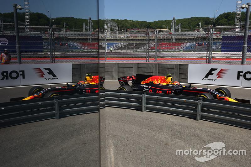 5e Max Verstappen, Red Bull Racing RB13