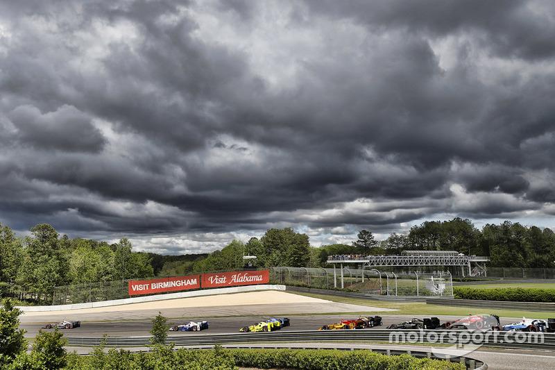 #8: Barber Motorsports Park: 128,649 mph