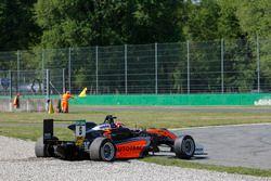 Dreher: Pedro Piquet, Van Amersfoort Racing Dallara F317 - Mercedes-Benz