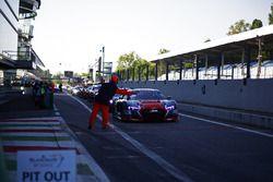 #5 Belgian Audi Club Team WRT, Audi R8 LMS: Marcel Fässler, Dries Vanthoor, Will Stevens