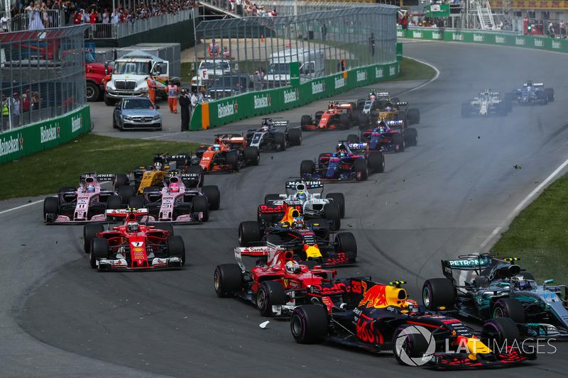 GP do Canadá, 2017