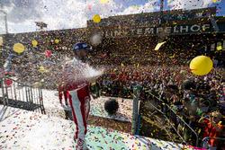 Nick Heidfeld, Mahindra Racing sul podio