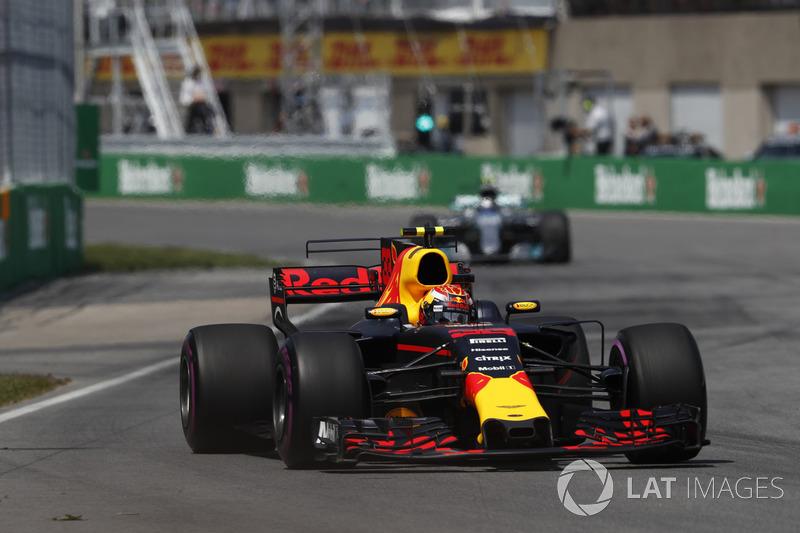 6 місце - Макс Ферстаппен, Red Bull