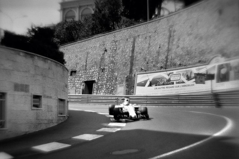 Williams GP de Mónaco 2016