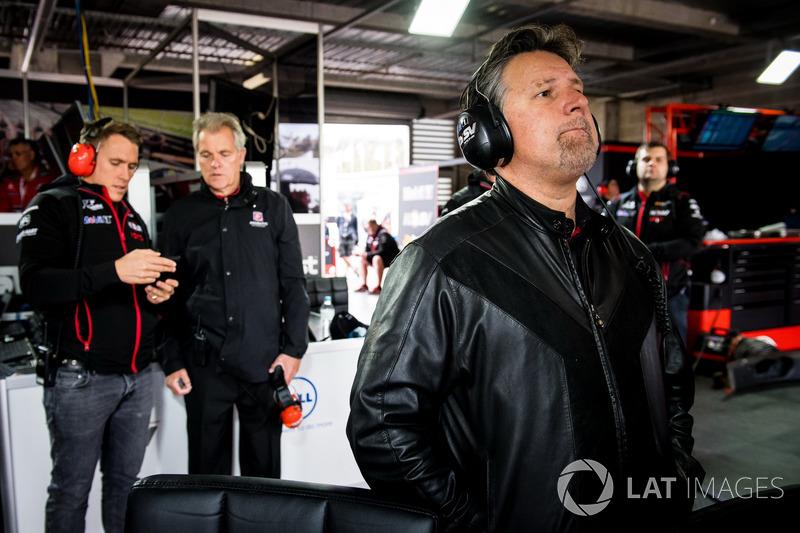 Майкл Андретти, Andretti Autosport