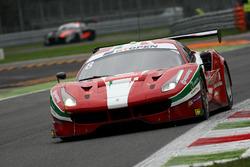#8 AF Corse Ferrari 488 GT3: Piergiuseppe Perazzini, Matt Griffin