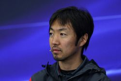 Ayao Komatsu, Haas F1 Engineer in the Press Conference