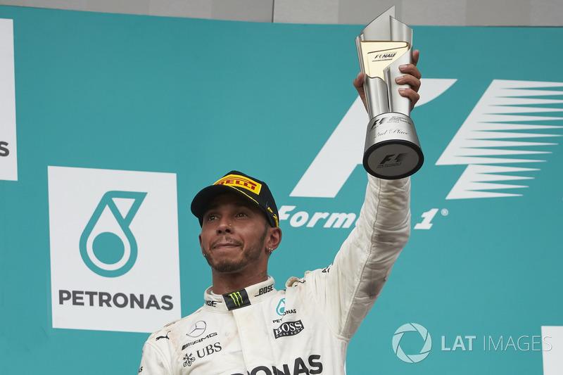 2. Льюис Хэмилтон, Mercedes AMG F1