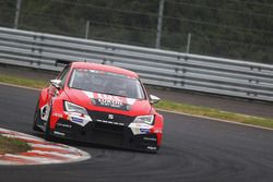 Даниэль Ллойд, Lukoil Craft-Bamboo Racing, SEAT León TCR