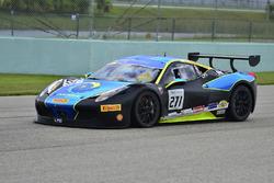 #271 Ferrari of Long Island Ferrari 458 Challenge: Brian Kaminskey