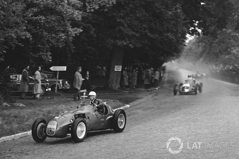1951-1952 años. Dos carreras en primavera (incluida Indy 500)