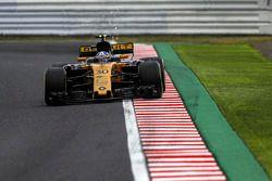 Vonken bij Jolyon Palmer, Renault Sport F1 Team RS17