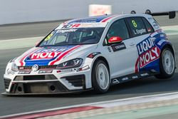 Luca Engstler, VW Golf GTI TCR
