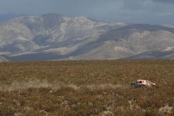 №317 Overdrive Racing Toyota: Ронан Шабо и Жиль Пийо