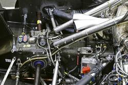 Detail Heck, #8 Audi Sport Team Joest Audi R18