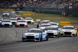 Audi TT Cup 2017, Hockenheim, Start R1, Yannik Brandt