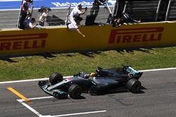 Победитель Льюис Хэмилтон, Mercedes AMG F1 W08