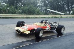 Jackie Oliver, Lotus 49B Ford