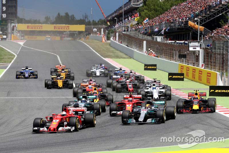 Formula 1 (Spanish GP)