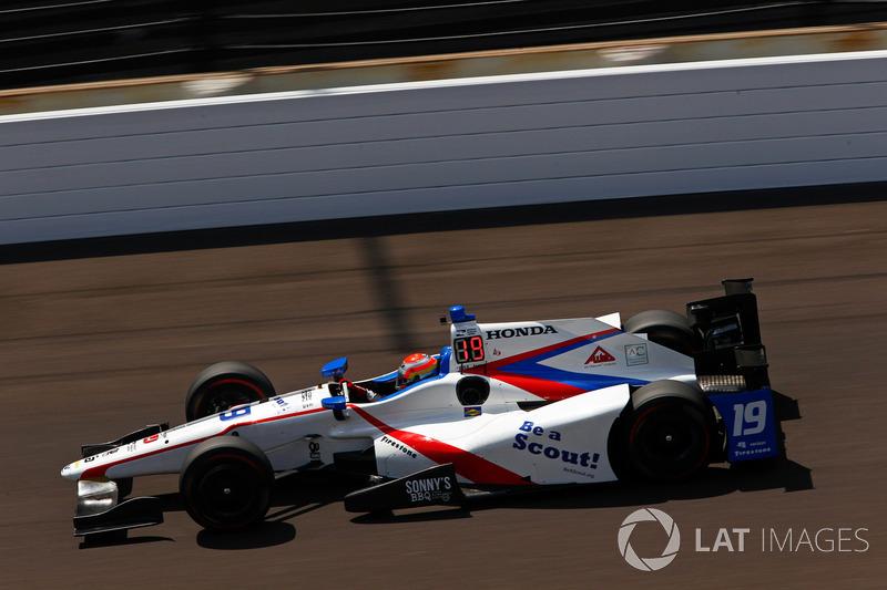 11: Эд Джонс, Dale Coyne Racing Honda