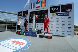 Podium: 1. Roberto Colciago, M1RA, Honda Civic TCR; 2. Attila Tassi, M1RA, Honda Civic TCR; 3. Pepe